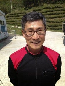 Kim Se Jin owner of Soa Tea