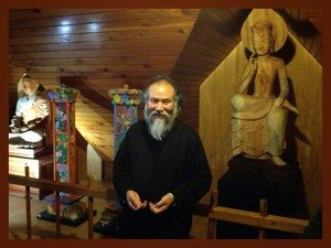 Park Chan Soo, ICA Buddhist Woodcarver