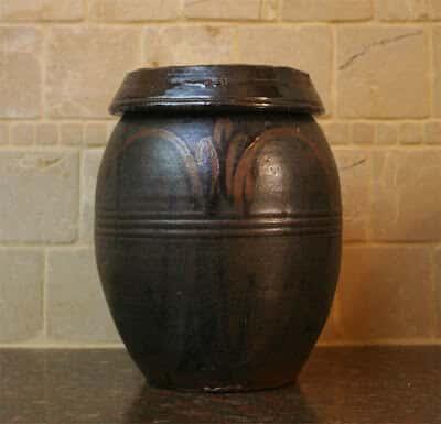 My ChoWol Onggi Jar