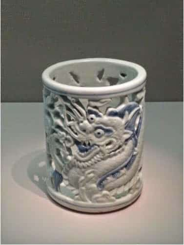 Joseon Dynasty Dragon Brush Holder 5