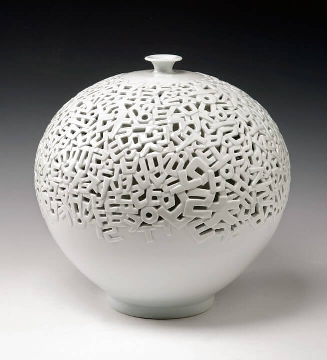 Poetic Space Full Vase