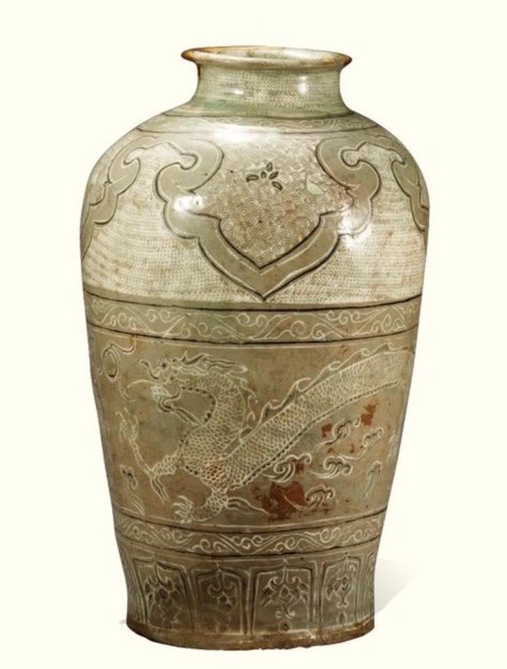 Famous 15th century jar